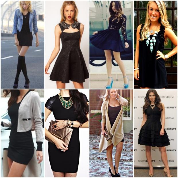Looks-Less-Kim-Kardashian-Little-Black-Dress-Spiked-Louboutin-Pumps_Fotor_Collage