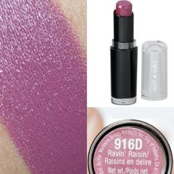 Wet N Wild - Megalast Lipstick - Ravin Raisin (Semi-matte)
